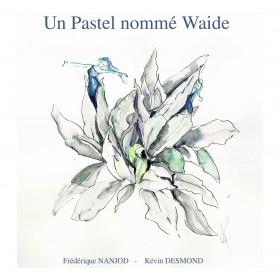"""Magnifique livre sur le pastel """"Un pastel nommé Waide"""""""