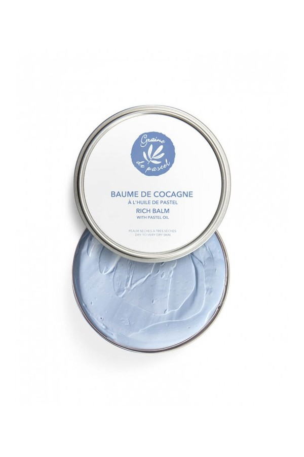 Hydrating Balm 200 ml for face and body with Pastel oil